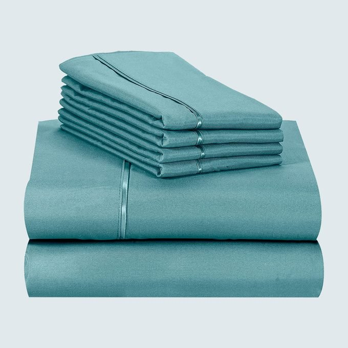 Luxclub 6 Piece Bamboo Sheets