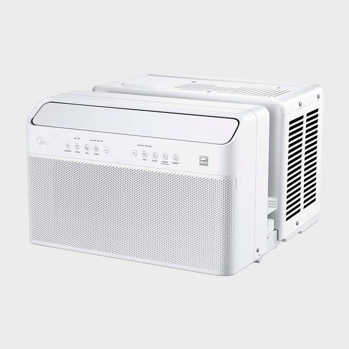 Midea U Inverter Window Air Conditioner 8000btu