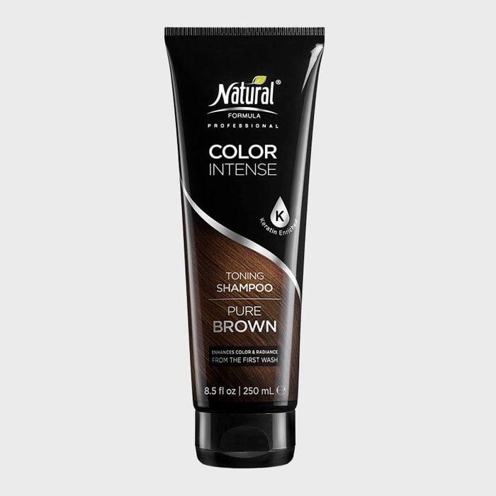 Natural Formula Color Intense Professional Toning Shampoo