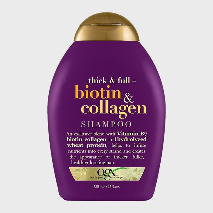 Ogx Thick And Full Biotin And Collagen Shampoo