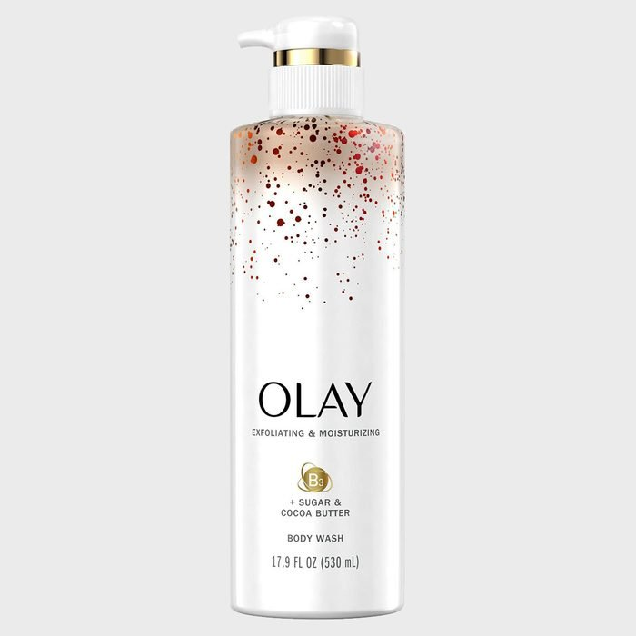 Olay Exfoliating And Moisturizing Body Wash