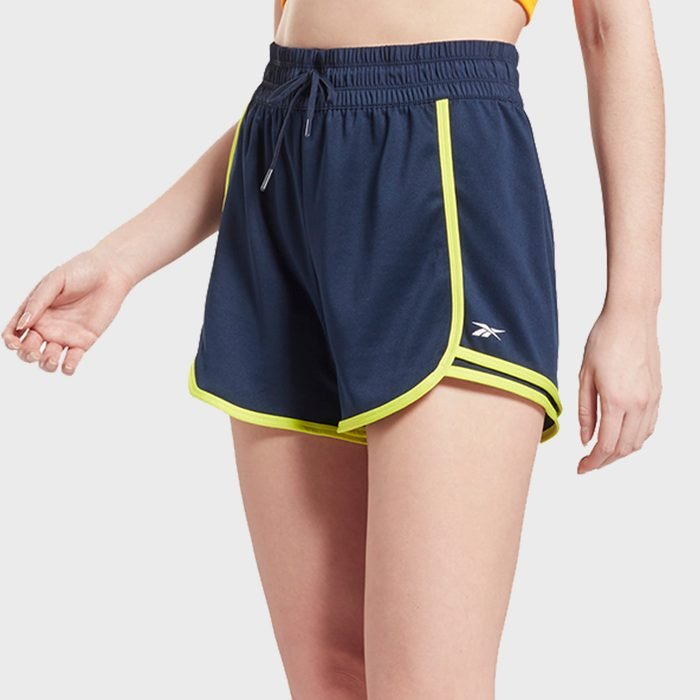 Reebok Workout Ready High Rise Shorts