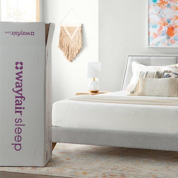 Sleep Medium Memory Foam Mattress