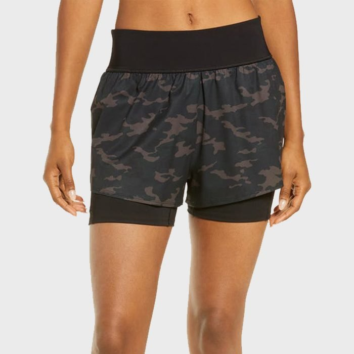 Spanx Booty Boost Double Layer Shorts