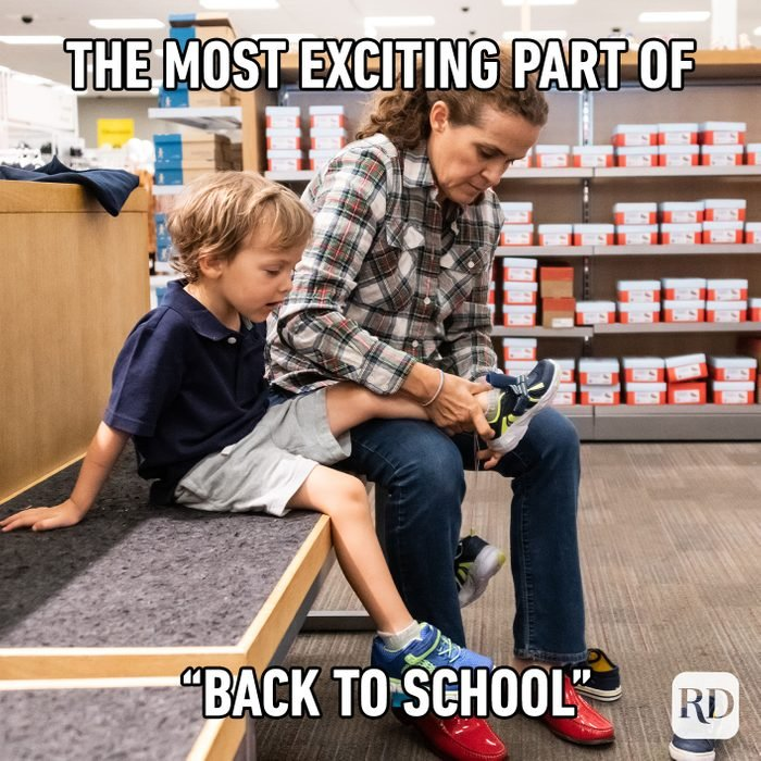 """The Most Exciting Part Of """"back To School"""""""