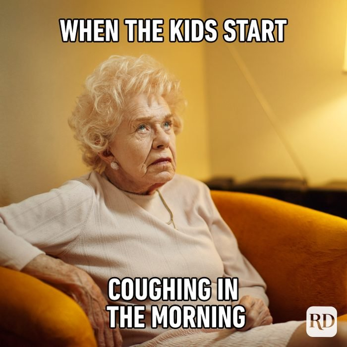 When The Kids Start Coughing In The Morning