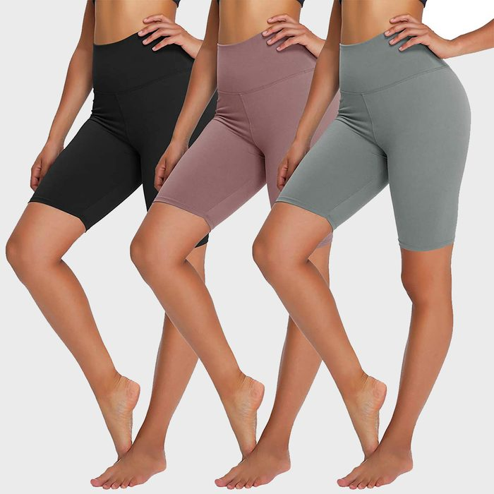 Yolix Biker Shorts