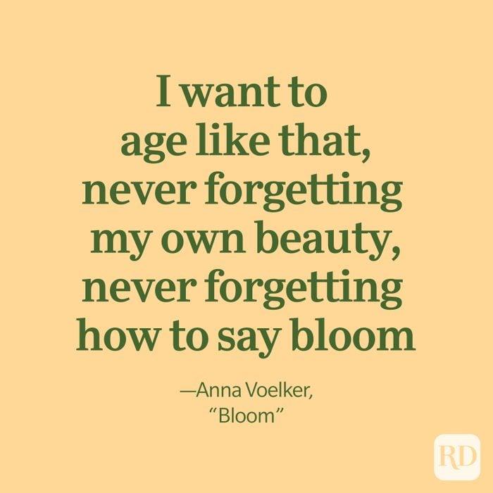 Anna Voelker Quote