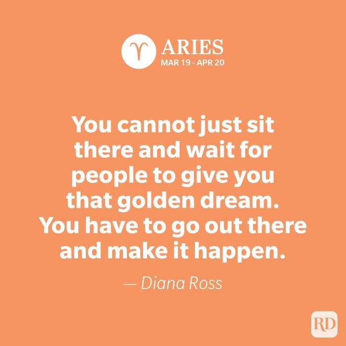 Aries quote