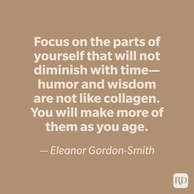 Eleanor gordon smith quote
