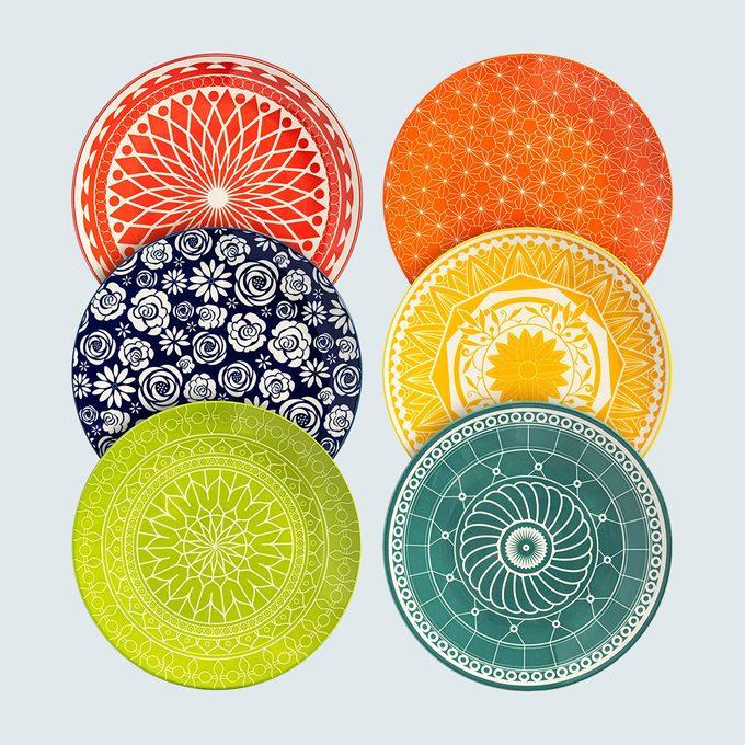 Eighteenth Anniversary Porcelain Plates