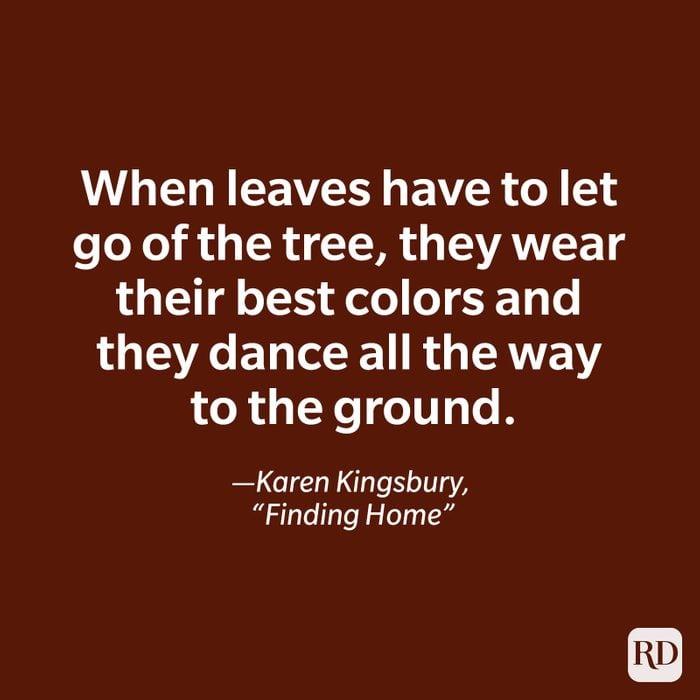 Karen Kingsbury, Finding Home quote