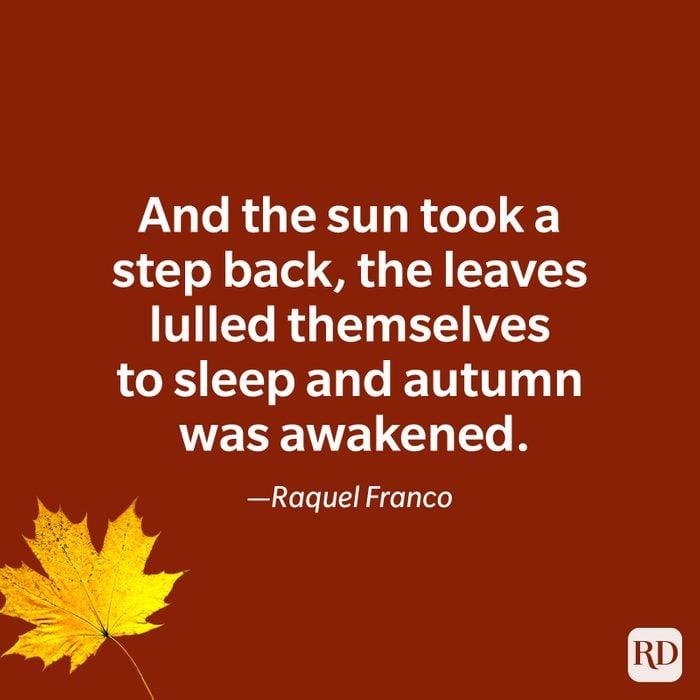 Raquel Franco quote