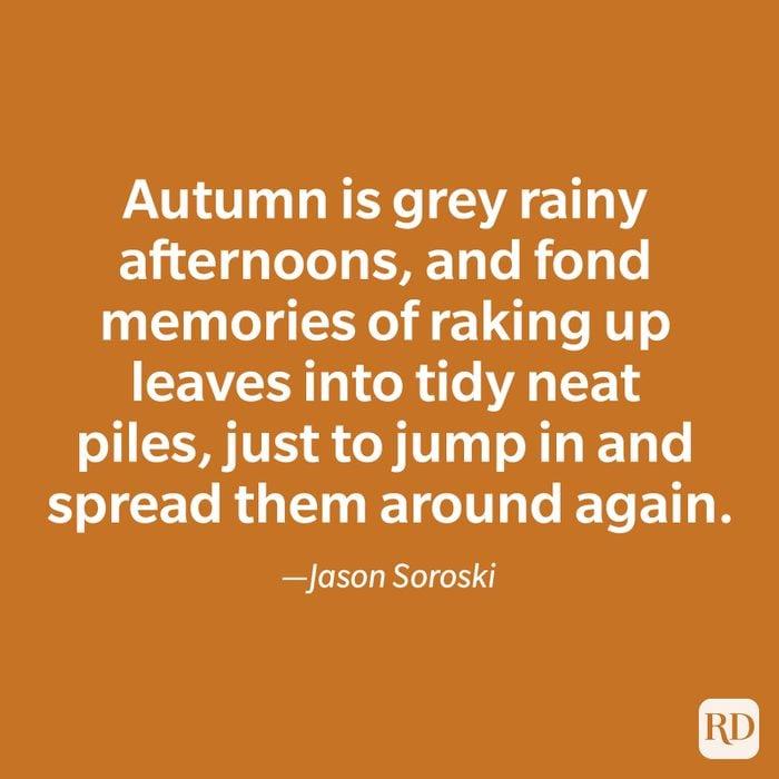 Jason Soroski quote