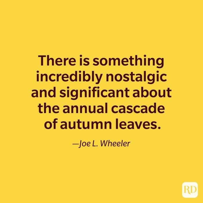 Joe L. Wheeler quote