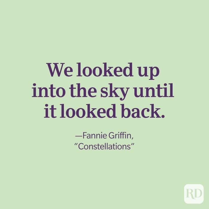 Fannie Griffin Quote