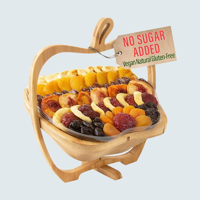 Fourth Anniversary Fruit Basket