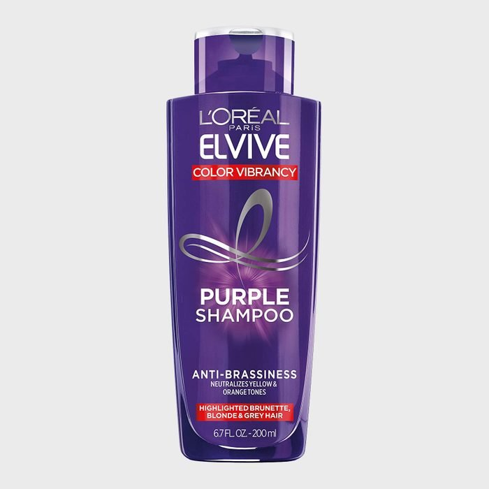 L'Oreal Paris Elvive Color Vibrancy Anti-Brassiness Purple Shampoo