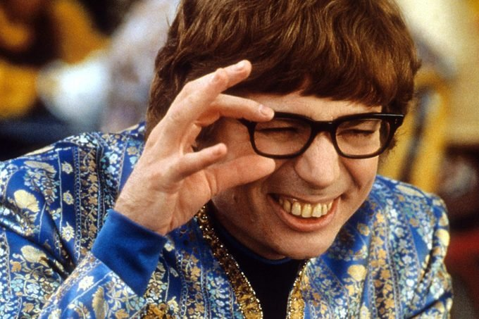 Mike Myers In 'Austin Powers: The Spy Who Shagged Me'