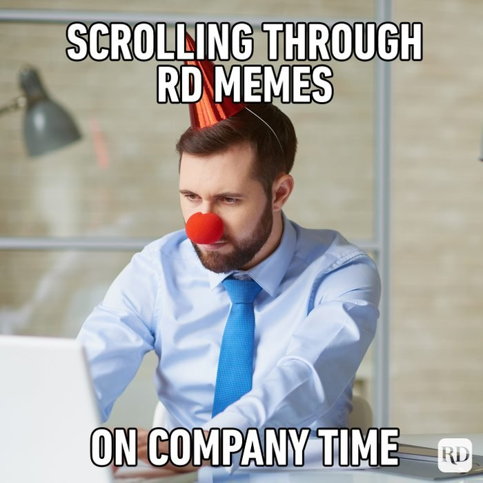 Scrolling Through Rd Memes On Company Time
