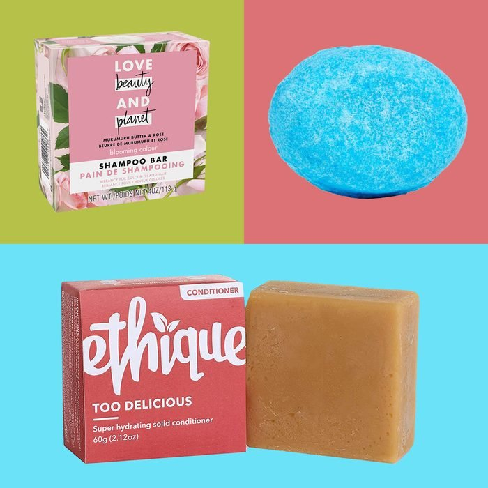 Shampoo And Conditioner Bars Ft