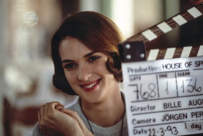 """Winona Ryder in """"The House of the Spirits"""""""
