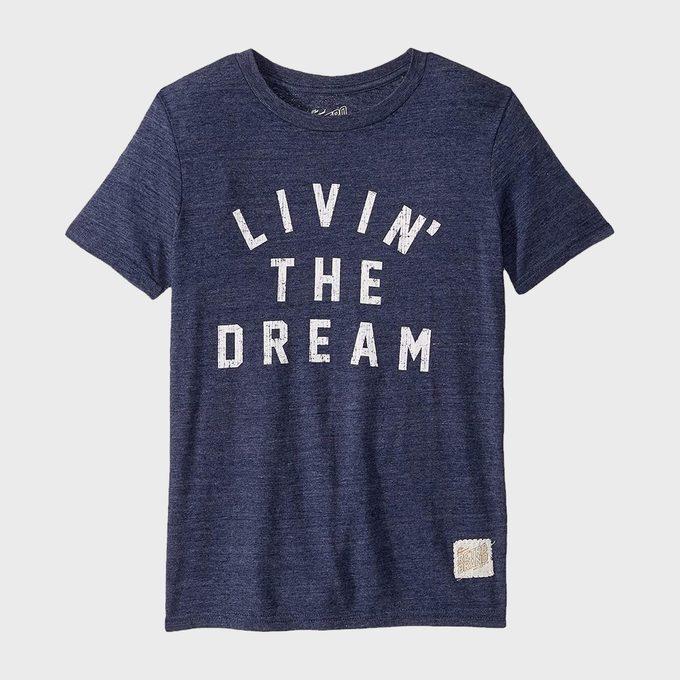 Zappos Livin The Dream Tshirt