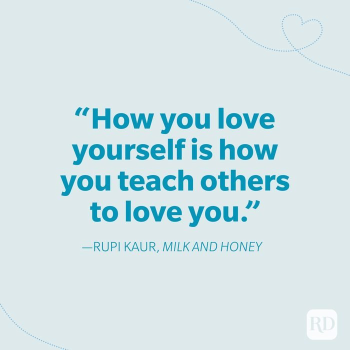 1 How You Love Yourself Is How You Teach Others To Love You