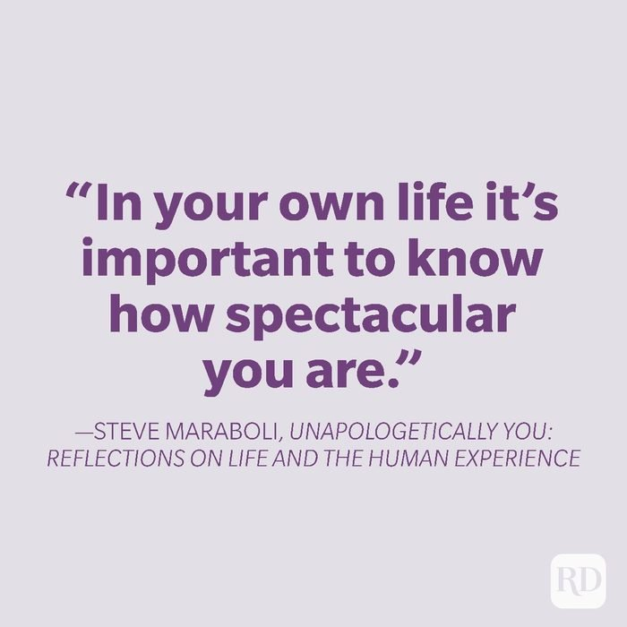 11-In your own life it's important to know how spectacular you are