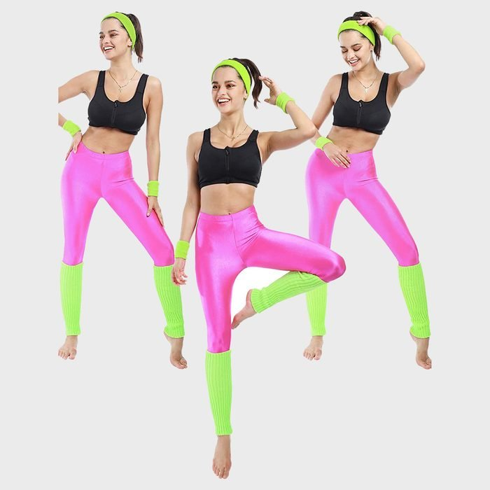 80s Workout Buds Halloween Costume