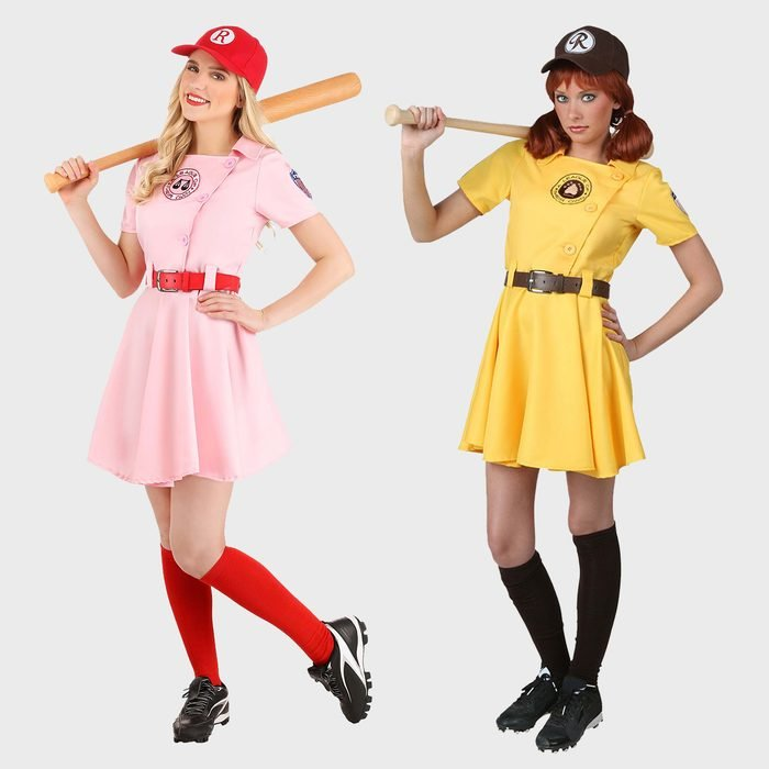 A League Of Their Own Halloween Costume