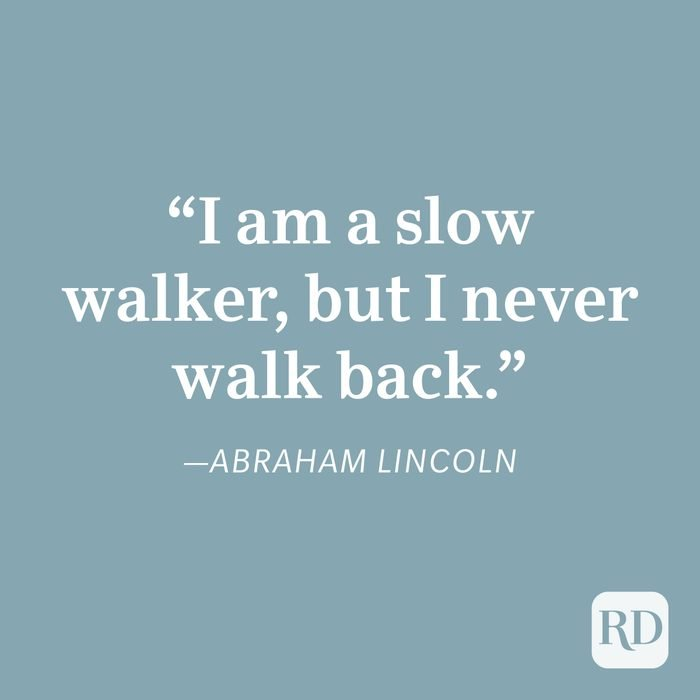 Abraham Lincoln Patience Quote