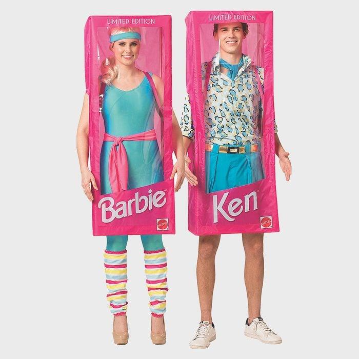 Barbie And Ken Halloween Costume