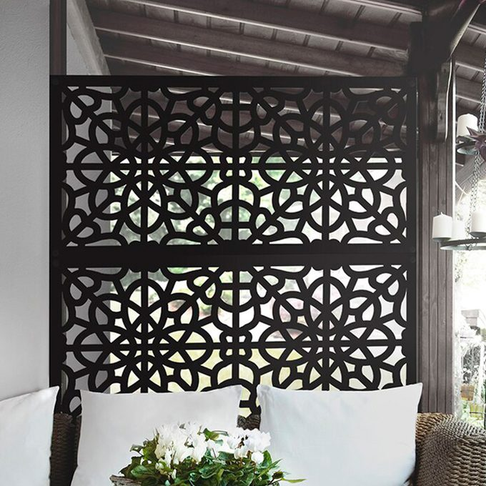 Barrette Outdoor Living Decorative Screen Panel
