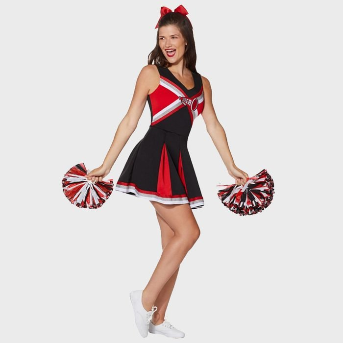 Cheerleader Halloween Costume Via Spirithalloween