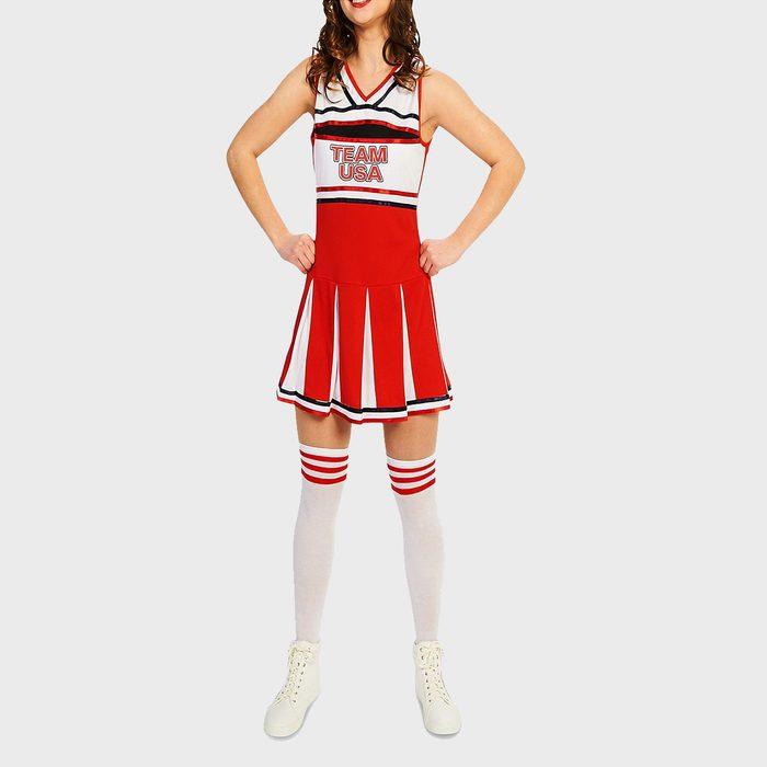 Cheerleaders Halloween Costume