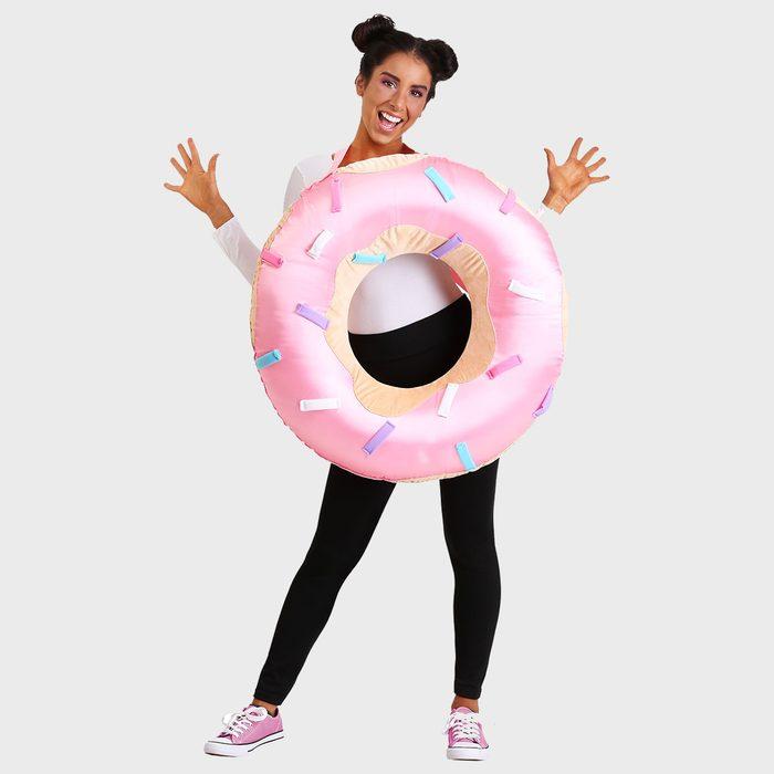 Dunkin Donuts Halloween Costume