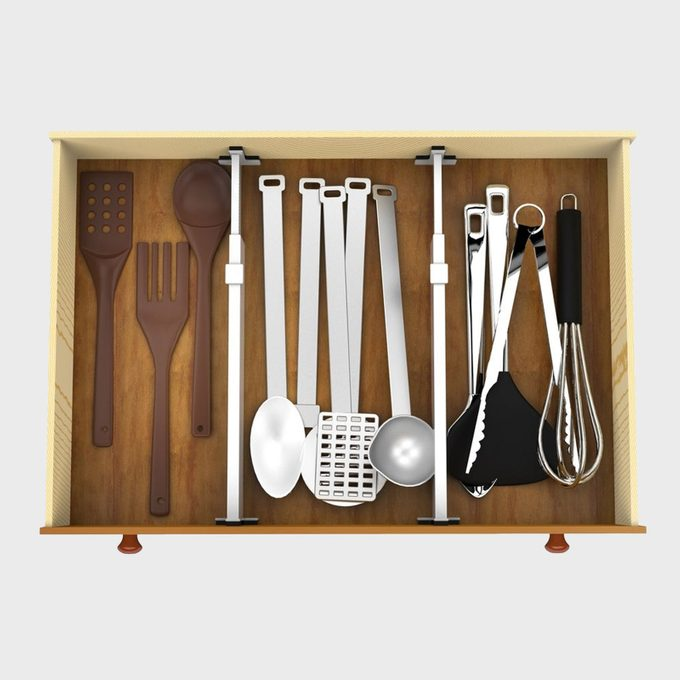 Expandable Drawer Divider And Organizer