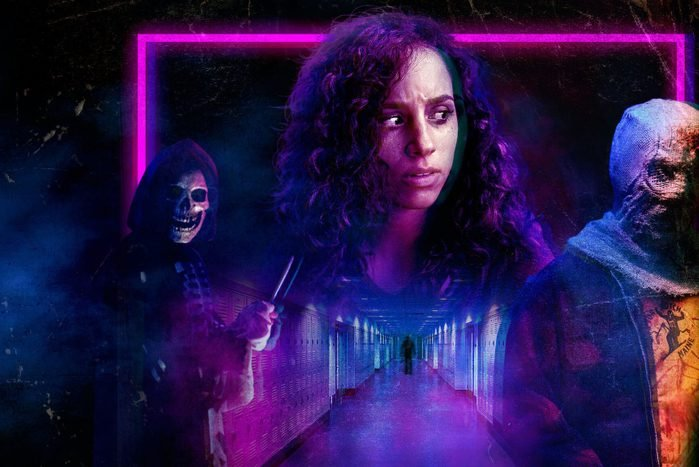 Promotional Image for Fear Street Part One 1994 on Netflix