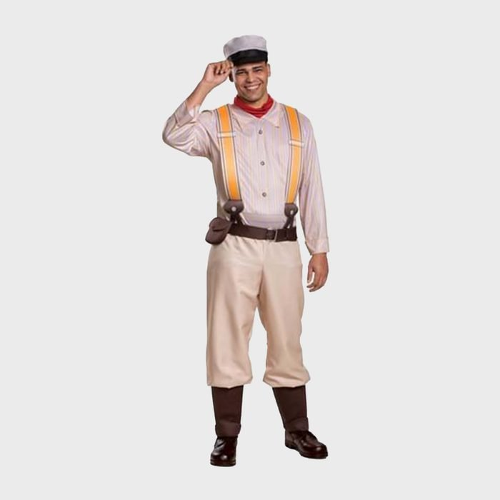 Frank From Jungle Cruise Halloween Costume