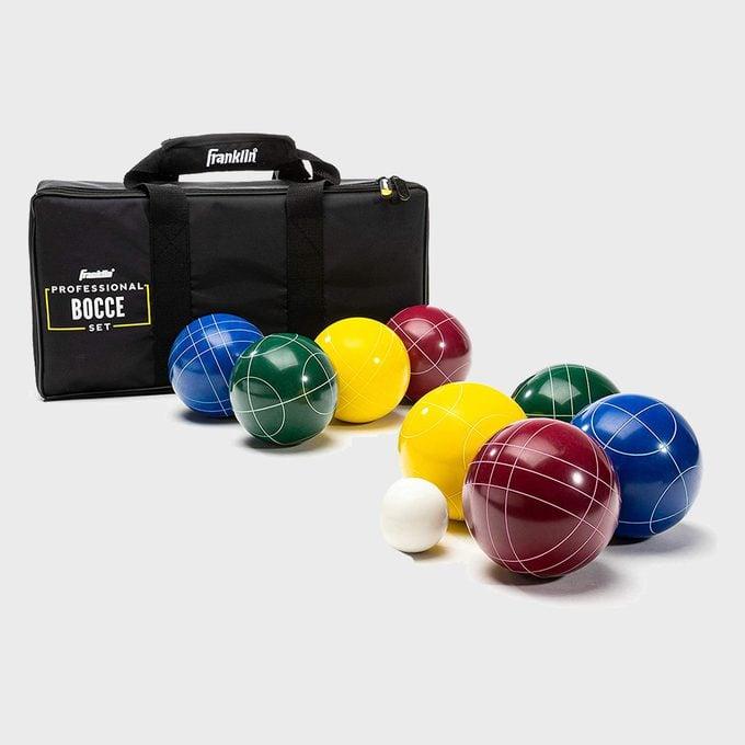 Franklin Sports Bocce Ball Set
