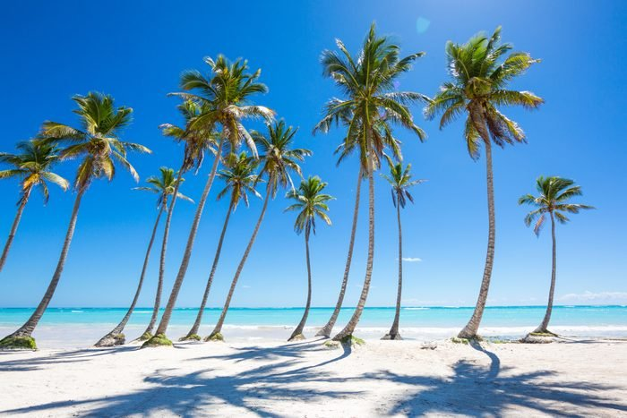 Juanillo Beach Punta Cana Dominican Republic