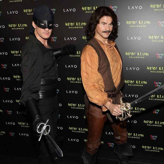 Westley and Inigo Montoya Halloween Costume