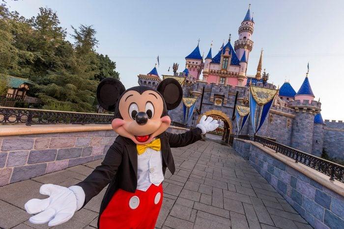 Magic Returns to Disneyland Park as Theme Parks Plan to Reopen April 30