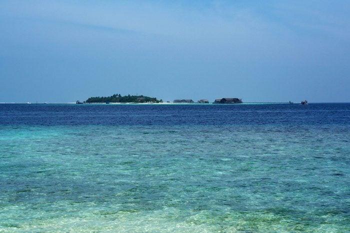 Makunufushi Island, Maldives