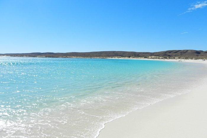 Turquoise Bay beach australia