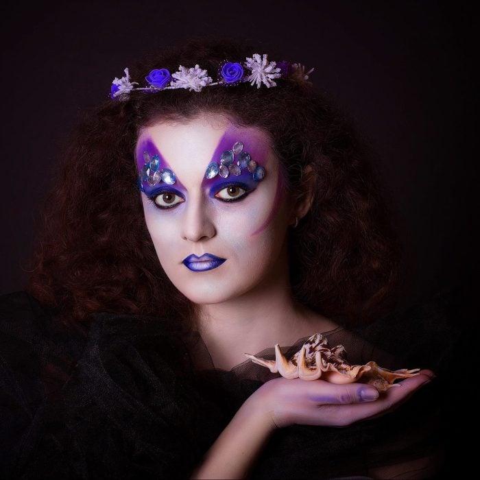 mermaid make up for halloween