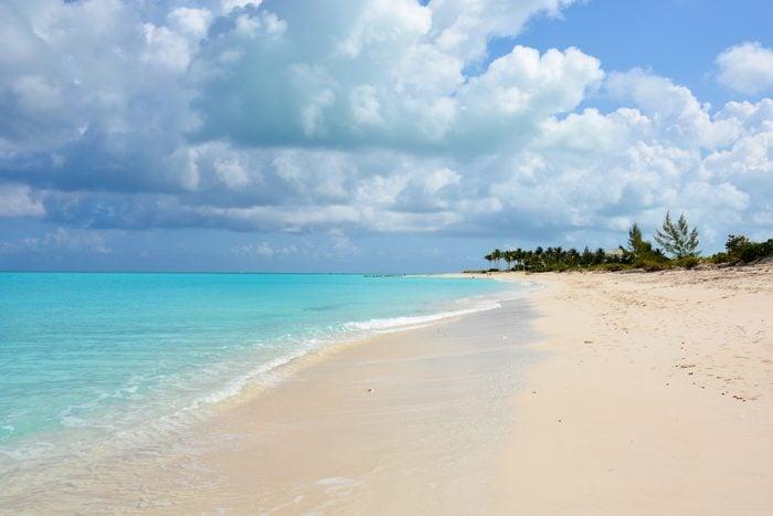 grace bay turks and caicos beach