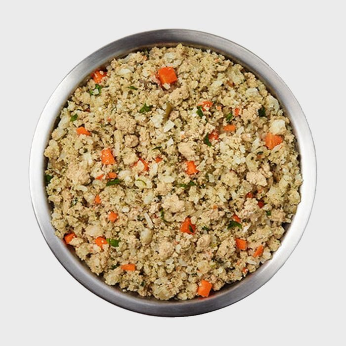 Just Food For Dogs Chicken And White Rice