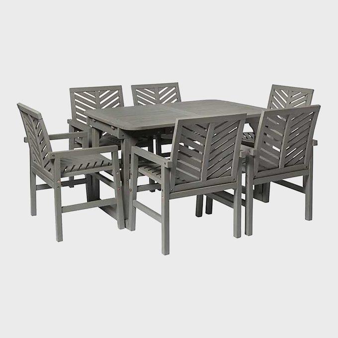 Kirkland Extendable Outdoor Table